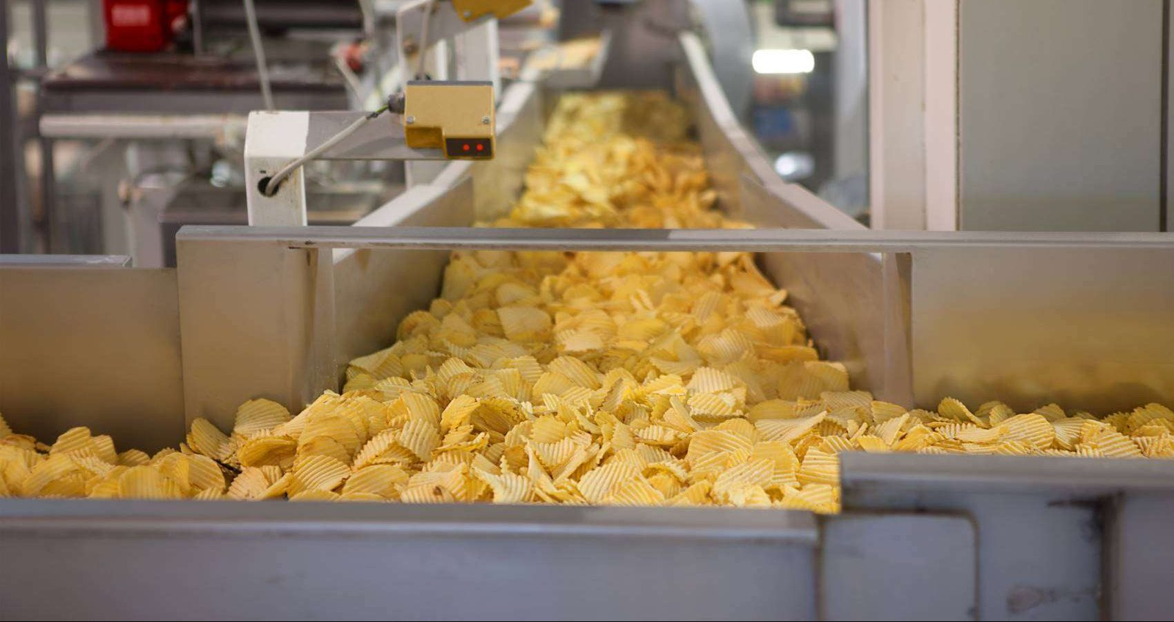 Snack Manufacturing and the Importance of Production Scheduling